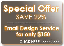 Email design Offer